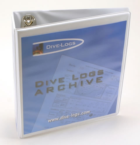 The Standard 3-ring Archive Binder