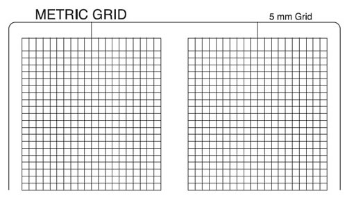 Available with Metric grid pages