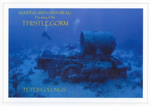 The story of the Thistlegorm - front cover